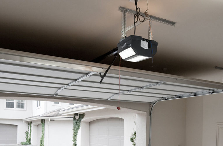 Everything You Need to Know About Garage Door Openers